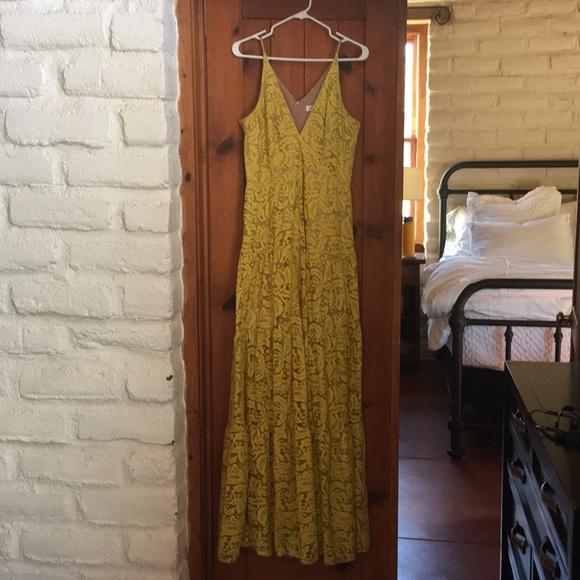 f2d27ee65c Dress the Population Dresses & Skirts - Dress the Population- Melina Lace  Maxi Dress